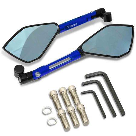 Retrovisor-09-Pentagonal-Espelho-azul-com-suporte-Azul-Aluminio-connectparts--4-