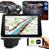 Central-Multimidia-Nissan-Kicks-17-a-19-Android-10-Pol-Touch-BT-GPS-WiFi---Camera-de-Re-Colorida-connectparts---1-