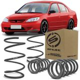 Jogo-de-Molas-Esportivas-Rebaixada-Honda-Civic-2001-a-2006-Grafite-Suspensao-Shutt-by-Red-Coil-connectparts---1-