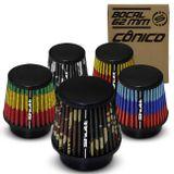 Filtro-de-Ar-Esportivo-Tunning-MonoFluxo-62mm-Conico-Lavavel-Shutt-Base-Borracha-Maior-Potencia-connectparts---1-