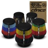 Filtro-de-Ar-Esportivo-Tunning-MonoFluxo-72mm-Conico-Lavavel-Shutt-Base-Borracha-Maior-Potencia-connectparts---1-