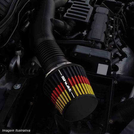Filtro-de-Ar-Esportivo-Tunning-MonoFluxo-85mm-Conico-Lavavel-Especial-Shutt-Base-Borracha-Potencia-connectparts---5-