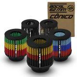 Filtro-de-Ar-Esportivo-Tunning-DuploFluxo-62mm-Conico-Lavavel-Especial-Shutt-Base-Borracha-Potencia-connectparts---1-
