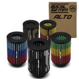 Filtro-de-Ar-Esportivo-Tunning-DuploFluxo-Alto-52mm-Conico-Lavavel-Especial-Shutt-Borracha-Potencia-connectparts---1-