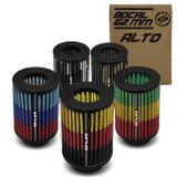 Filtro-de-Ar-Esportivo-Tunning-DuploFluxo-Alto-62mm-Conico-Lavavel-Especial-Shutt-Borracha-Potencia-connectparts---1-