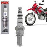Vela-de-Ignicao-Iridium-NGK-Honda-Bros-150-2003-a-2015-CR8EIX-connectparts---1-