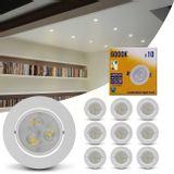 Kit-10-Spot-Super-LED-3W-Redonda-Direcionavel-Dicroica-6000K-Branca-Bivolt-Aluminio-connectparts---1-