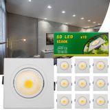 Kit-10-Spot-Super-LED-COB-7W-Quadrada-Direcionavel-Dicroica-6500K-Branca-Bivolt-Aluminio-Embutir-CONNECTPARTS---1-
