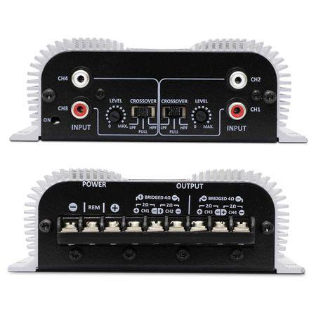 Caixa-Trio-Completa-1080W-Subwoofer-Bomber-Bicho-Papao---Tweeters---Drivers---Modulo-Taramps-Montada-connectparts---5-
