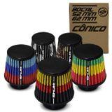 Filtro-de-Ar-Esportivo-Tunning-MonoFluxo-52-62mm-Conico-Lavavel-Especial-Shutt-Base-Maior-Potencia-connectparts---1-