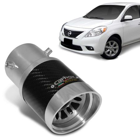 Ponteira-de-Escapamento-Carbox-Racing-Versa-Extreme-Turbo-Carbono-Aluminio-Polido-connectparts---1-