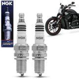 Kit-Jogo-2-Velas-de-Ignicao-Iridium-NGK-Harley-Davidson-Street-Rod-DCPR8EIX-connectparts---1-