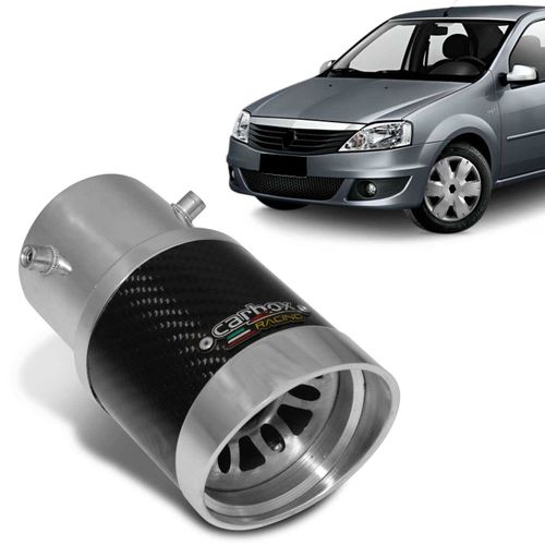 Ponteira-de-Escapamento-Carbox-Racing-Logan-Ate-2013-Extreme-Turbo-Carbono-Aluminio-Polido-connectparts---1-