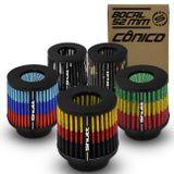 Filtro-de-Ar-Esportivo-Tunning-DuploFluxo-52mm-Conico-Lavavel-Especial-Shutt-Base-Maior-Potencia-connectparts--1-