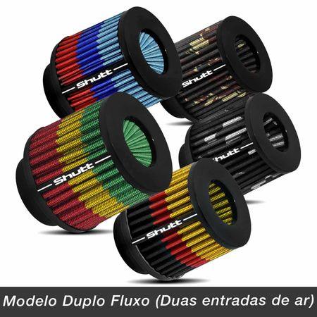 Filtro-de-Ar-Esportivo-Tunning-DuploFluxo-52mm-Conico-Lavavel-Especial-Shutt-Base-Maior-Potencia-connectparts--2-