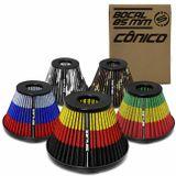 Filtro-de-Ar-Esportivo-Tunning-DuploFluxo-85mm-Conico-Lavavel-Especial-Shutt-Base-Maior-Potencia-connectparts---1-