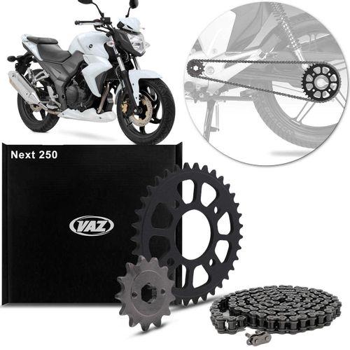 Kit-Relacao-Transmissao-Dafra-Next250-2013-2018-D00344X-Xtreme-connectparts---1-