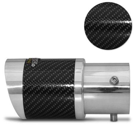 Ponteira-de-Escapamento-Carbox-Racing-Corcel-Extreme-Turbo-Carbono-Aluminio-Polido-connectparts---3-