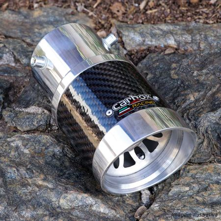 Ponteira-de-Escapamento-Carbox-Racing-Corcel-Extreme-Turbo-Carbono-Aluminio-Polido-connectparts---5-