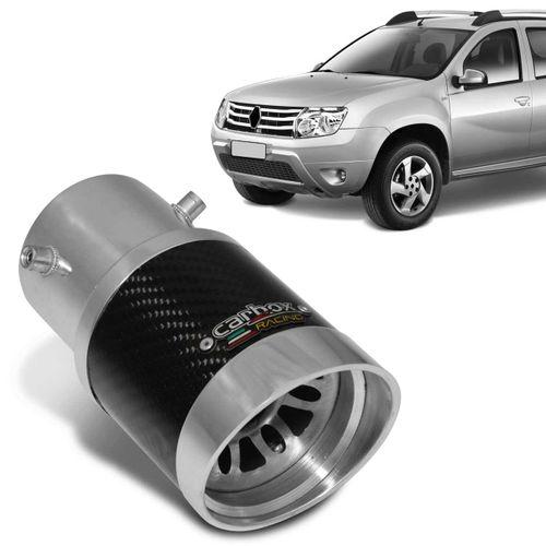 Ponteira-de-Escapamento-Carbox-Racing-Duster-Extreme-Turbo-Carbono-Aluminio-Polido-connectparts---1-