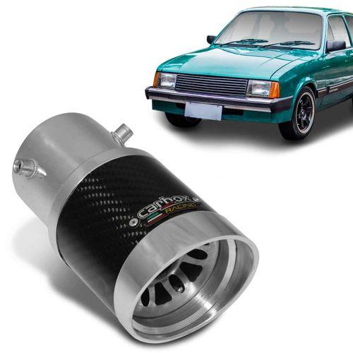 Ponteira-de-Escapamento-Carbox-Racing-Chevette-Extreme-Turbo-Carbono-Aluminio-Polido-connectparts---1-