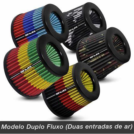 Filtro-de-Ar-Esportivo-Tunning-DuploFluxo-Monster-52mm-Conico-Lavavel-Especial-Shutt-Maior-Potencia-connectparts--2-