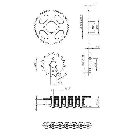 Kit-Relacao-Transmissao-Yamaha-XTZ125-2002-A-2012-Y04291X-Xtreme-connectparts---3-