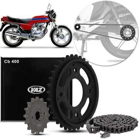 Kit-Relacao-Transmissao-Honda-CB400-1980-A-1983-H03986X-Xtreme-connectparts---1-