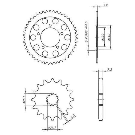 Kit-Coroa-Pinhao-Suzuki-GSXR750-Srad-2006-A-2010-SCP0012T-Vaz-connectparts---3-