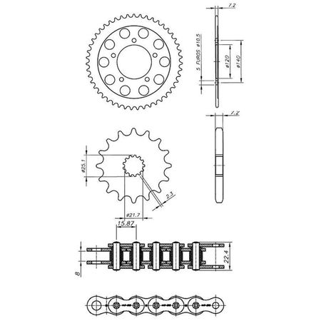 Kit-Relacao-Transmissao-Suzuki-DL650-V-Strom-2007-A-2017-S01283X-Xtreme-connectparts---3-