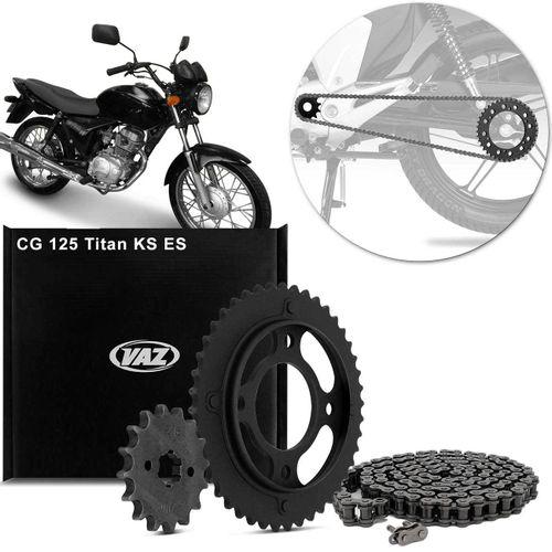 Kit-Relacao-Transmissao-Honda-CG125KS-ES-Titan-2000-A-2005-Temperada-Preta-H01196X-Xtreme-connectparts---1-