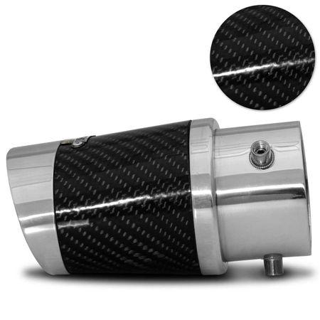 Ponteira-de-Escapamento-Carbox-Racing-Elite-Fusion-2005-a-2019-Carbono-Angular-Oval-Aluminio-Polido-connectparts---3-