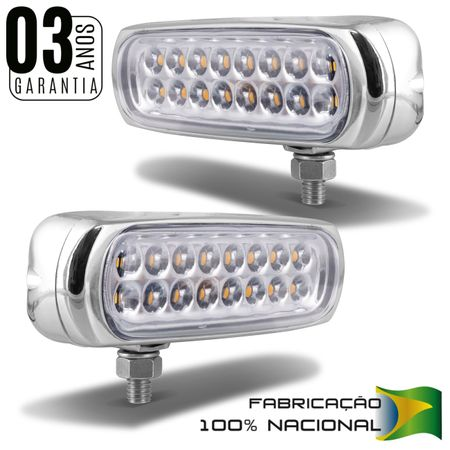 Kit-Farol-Auxiliar-Slim-Strobo-16-Leds-12v-Amarelo-Universal-connect-parts--2-