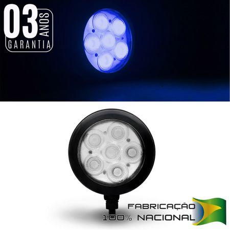 Farol-Auxiliar-Redondo-6-Leds-Corpo-Preto-1224V-Azul-connectparts---2-