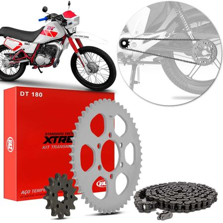 Kit-Relacao-Transmissao-Yamaha-DT180-1992-A-1992-Y00070X-Xtreme-connectparts---1-