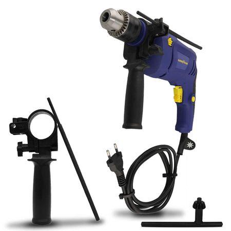 Furadeira-de-Impacto-Mandril-Goodyear-12-13mm-220V-2900-RPM-700W-Azul-e-Amarelo-GYDI-107003-connectparts---1-