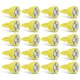 Kit-20-Lampadas-LED-T10-W5W-Pingo-4-LEDs-2W-12V-Luz-Amarela-connectparts---1-