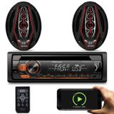 Kit-CD-Player-Pioneer-DEH-S1180UB-1-Din-Interface-Android-MP3---Alto-Falante-Bicho-Papao-6x9-350W-connectparts---1-