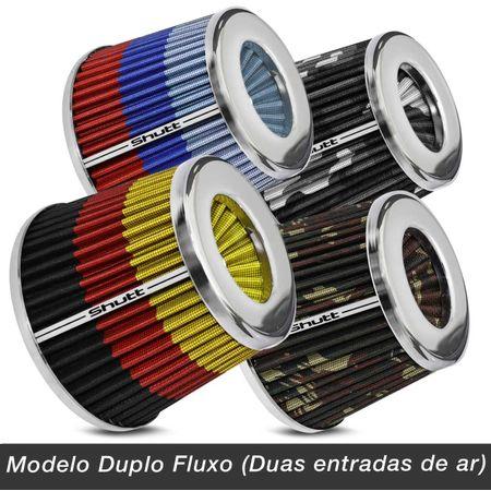 Filtro-de-Ar-Esportivo-Tunning-DuploFluxo-Monster-62mm-Conico-Lavavel-Especial-Shutt-Base-Cromada-connectparts---2-