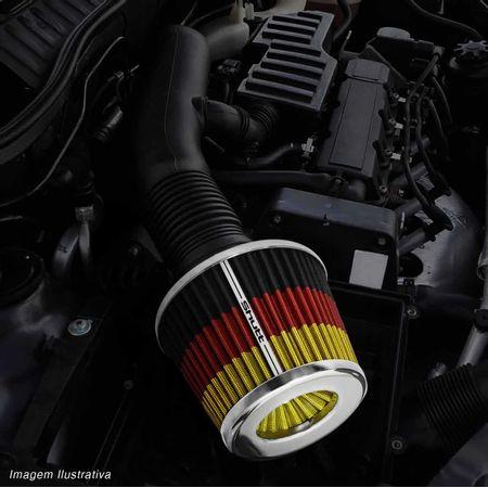 Filtro-de-Ar-Esportivo-Tunning-DuploFluxo-Monster-62mm-Conico-Lavavel-Especial-Shutt-Base-Cromada-connectparts---5-
