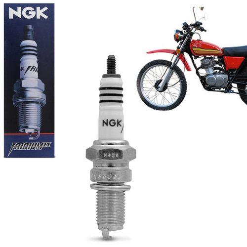 Vela-de-Ignicao-Iridium-NGK-Honda-XL125V-DR8EIX-connectparts---1-