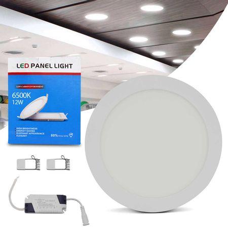 Luminaria-Plafon-Embutir-Redonda-12W-6500K-Dk-111234-connectparts---1-