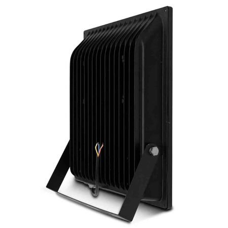 Kit-10-Refletor-Led-Holofote-Slim-150W-Bivolt-IP65-6000K-Branco-Frio-Resistente-Agua-Fachada-Jardim-connectparts---3-