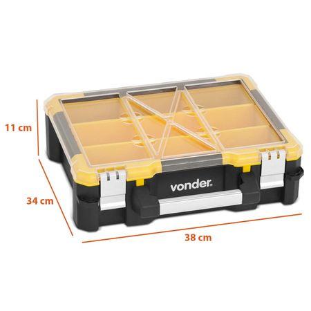 Caixa-Organizadora-Plastica-Vonder-OPV0500-9-Gavetas-17Kg-Amarelo-connectparts--2-