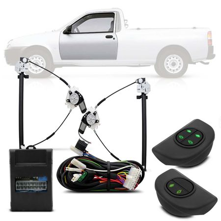 Kit-Vidro-Eletrico-Sensorizado-Ford-Pickup-Courrier-97-a-13-Com-Interruptor-Original-2-Portas-connectparts---1-