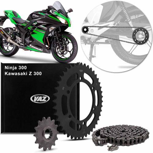 Kit-Relacao-Transmissao-Com-Retentor-Kawasaki-Ninja-300-2013-A-2018-Z-300-2015-A-2017-Vaz-K02372X-connectparts---1-