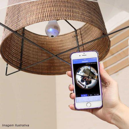 Lampada-LED-Espia-Camera-Seguranca-Wifi-Panoramica-360°-Full-HD-Microfone-App-Android-iOS-SD-Bivolt-connectparts---5-