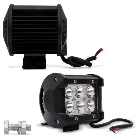 Farol-de-Milha-Quadrado-Universal-6-LEDs-6000K-Carro-Moto-Caminhao-Jeep-connectparts---2-