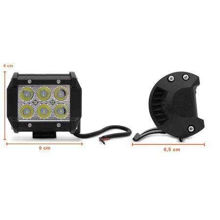 Farol-de-Milha-Quadrado-Universal-6-LEDs-6000K-Carro-Moto-Caminhao-Jeep-connectparts---3-
