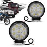 Kit-2x-Farol-de-Milha-Redondo-Universal-27W-9-LEDs-6000K-Branco-Carro-Moto-Caminhao-Jeep-connectparts--1-